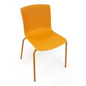 Silla Glove naranja