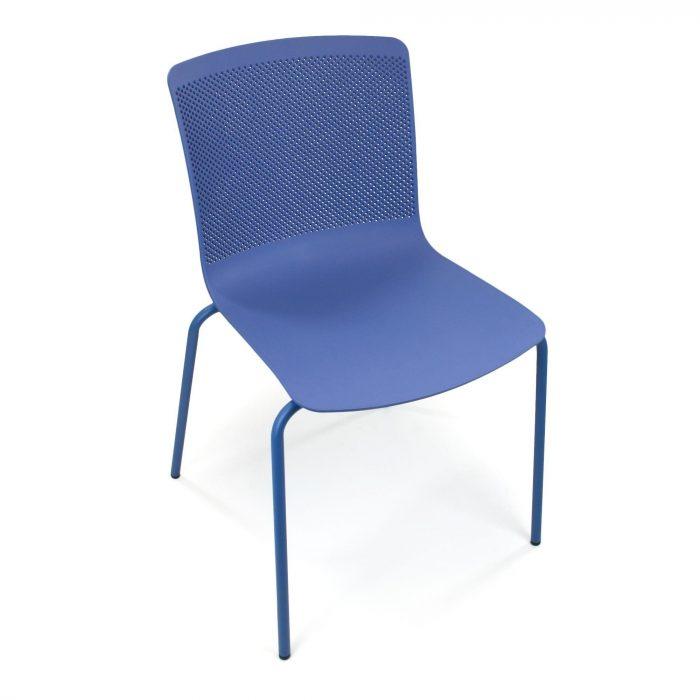 Silla Glove azul
