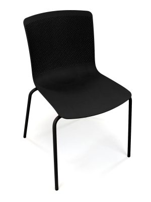 Silla Glove negro