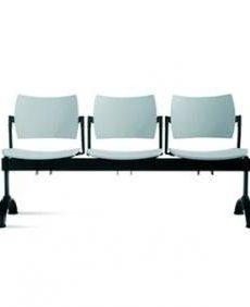 Bancada Dream asientos y respaldos tapizados