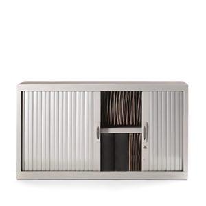 Armario de persiana altura 70 cm con 1 estante