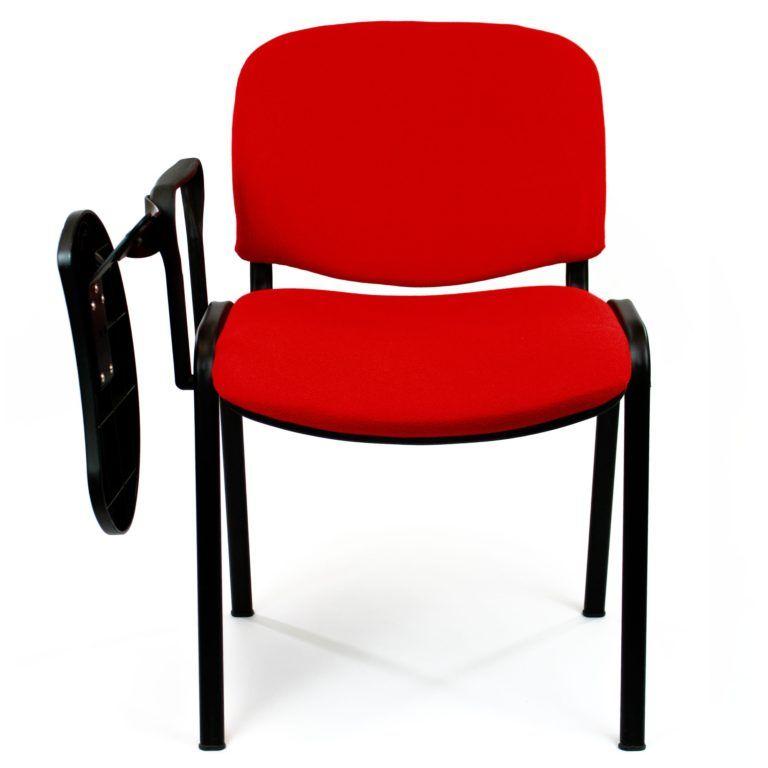 Silla Araba II roja con pala poliamida