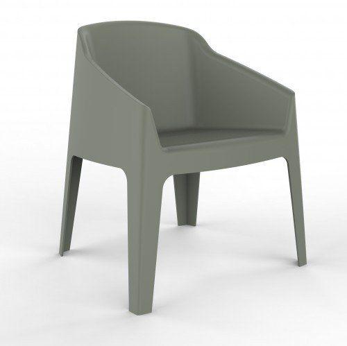 Silla Bakú gris verdoso - Sillapilable