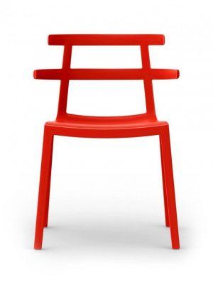 Silla Tokyo roja - Sillapilable