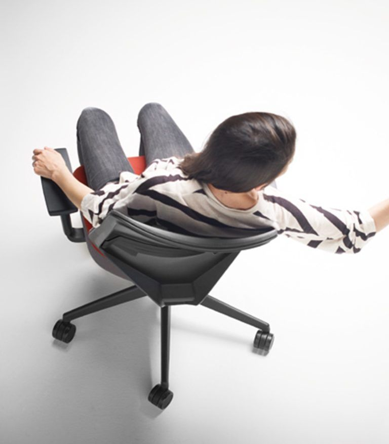 Silla ergonómica de oficina Dot.Pro