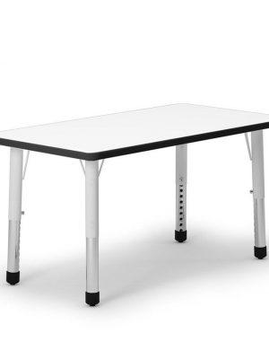 Mesa escolar Rony rectangular