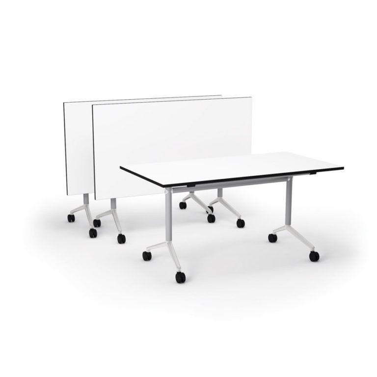 Mesa escolar abatible Alufloop
