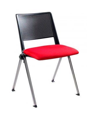 Silla asiento tapizado confidente y colectividades Revolution