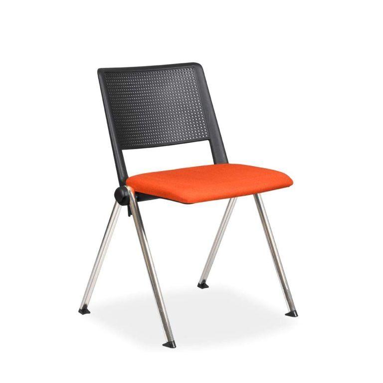 Silla Revolution asiento Tapizado para confidente y colectividades